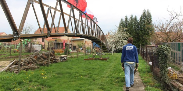 Most pro Curraj i Epërm