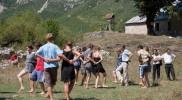 1. česko-albánský festival v Curraj i Epërm