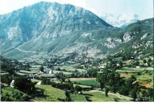 Historický pohled na Curraj i Epërm