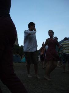 Evening dances